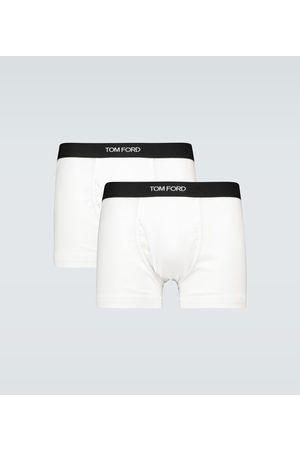 Tom Ford Calzoncillos boxer de algodón