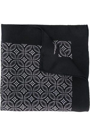 Dolce & Gabbana Pañuelo con estampado geométrico