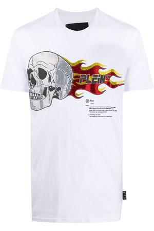Philipp Plein Camiseta Skull