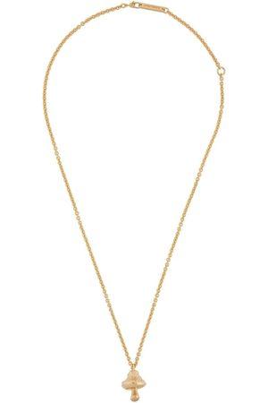 AMBUSH Collares - Collar de cadena con charm de seta