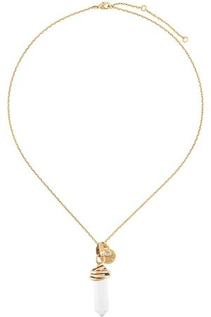 Goossens Mujer Collares - Collar Talisman con cristales