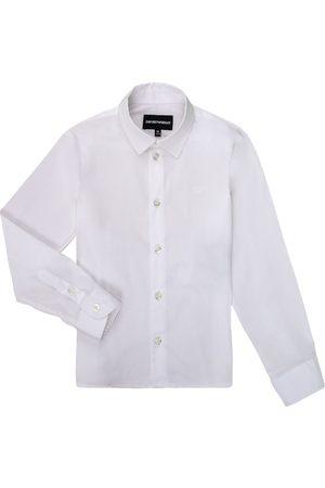 Emporio Armani Camisa manga larga 8N4CJ0-1N06Z-0100 para niño