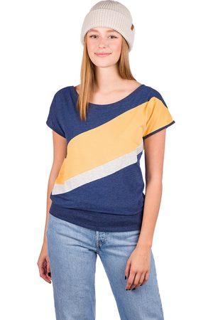 Kazane Agnetha T-Shirt azul