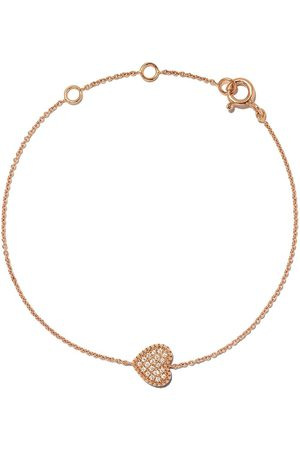 AS29 Pulsera Mye en oro rosa de 18 kt con diamantes
