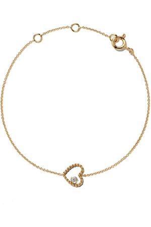 AS29 Pulsera Mye en oro amarillo de 18kt con diamante