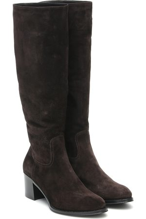 Church's Botas altas Evelyn 55 de gamuza
