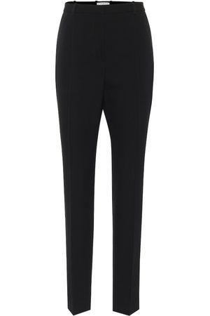 Givenchy Pantalones ajustados de lana
