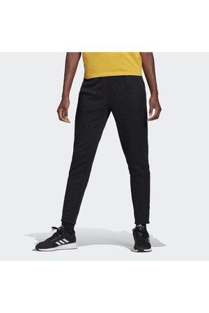 adidas Pantalón Jacquard Logo AEROREADY