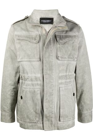 A-cold-wall* Single-breasted fitted coat