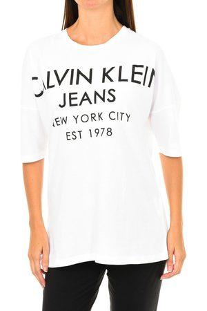 Calvin Klein Camiseta Camiseta Manga Corta Calvin Klein para mujer