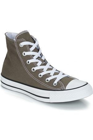 converse all star gris mujer altas