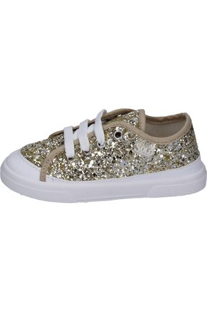Solo Soprani Deportivas Moda sneakers glitter para niña