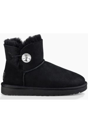 UGG Descansos BUTTON BLING para mujer