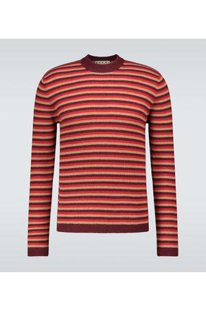 Marni Jersey de cachemir y lana a rayas