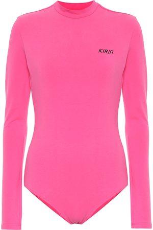 Kirin Body de algodón elastizado con logo