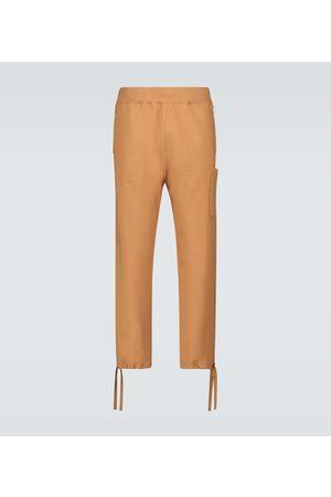 UNDERCOVER Pantalones de chándal con cordón