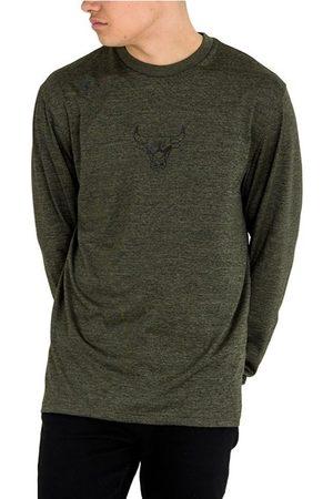 New Era Camiseta manga larga - para hombre
