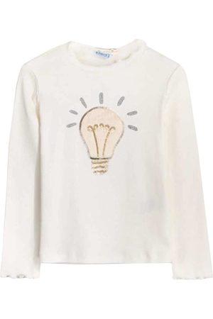 Mayoral Camiseta manga larga Camiseta canale bombilla para niña