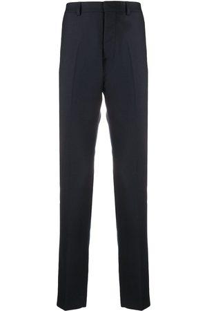 Ami Pantalones capri con corte slim