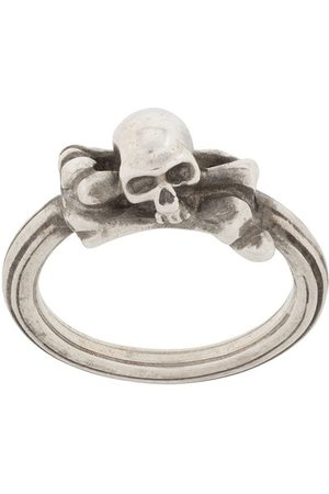 WERKSTATT:MÜNCHEN Anillo Symbol Skull