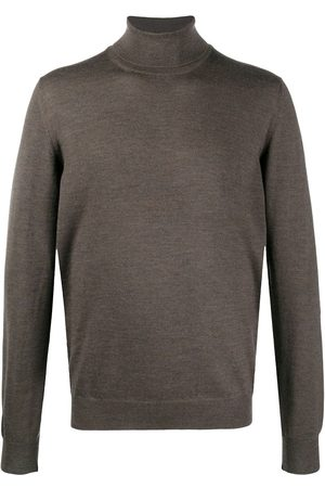 BARBA Roll neck jumper