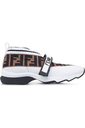 Fendi Zapatillas bajas con monograma