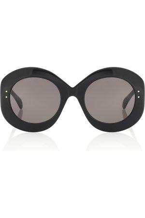 Alaïa Gafas de sol ovaladas