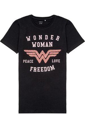 Name it Camiseta NKFWONDERWOMEN para niña