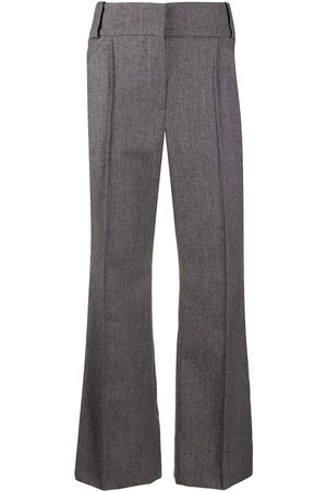 Fendi Tailored cropped trousers