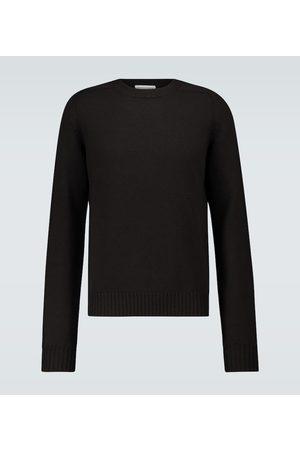 Bottega Veneta Jersey de lana de cuello redondo