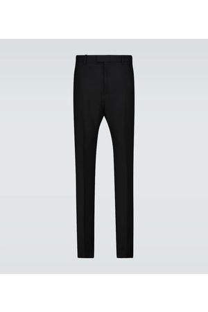 Bottega Veneta Pantalones de vestir slim flared