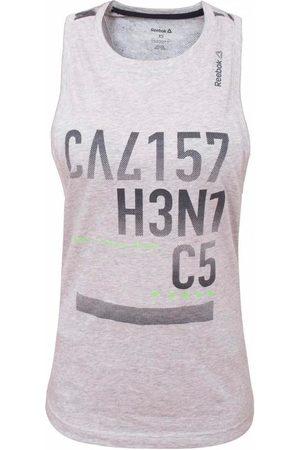 Reebok Camiseta tirantes AJ7427 para mujer