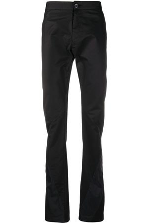 Rick Owens Panelled slim-fit trousers