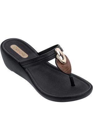 Grendha Zapatos - Infradito nero 82826-90023 para mujer