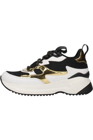 Replay Deportivas Moda - Sneaker bianco/nero C0014S-0006 para niño