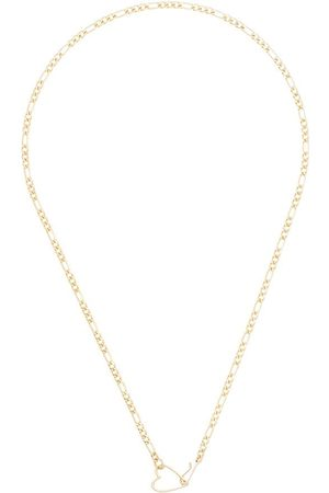 Brinker & Eliza Gold vermeil Borrow from the Boys chain necklace