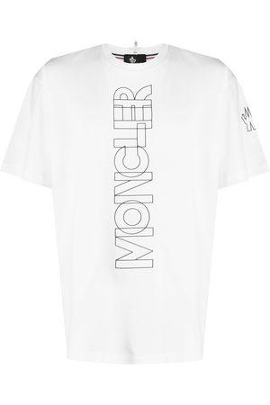 Moncler Camiseta con logo