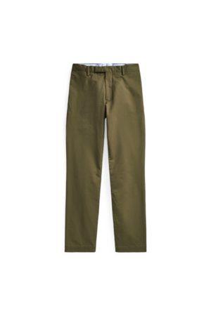 Polo Ralph Lauren Hombre Pantalones chinos - Pantalón chino Slim Fit elástico