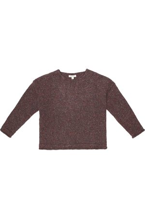 Caramel Jersey Warbler en mezcla de lana