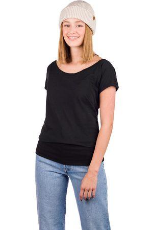 Kazane Hilde T-Shirt negro