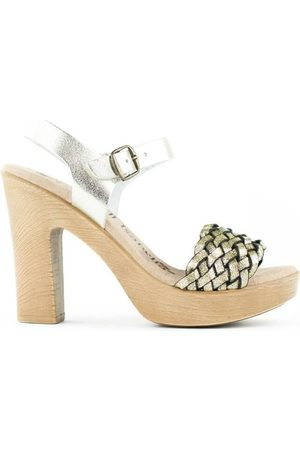 Oh!! Isabella Sandalias Treccia d 'Oro para mujer