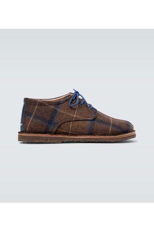 UNDERCOVER Zapatos acordonados de cuadros