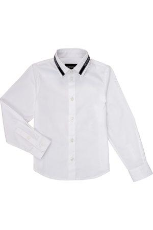 Emporio Armani Niño Manga larga - Camisa manga larga 6H4CA6-1NXYZ-0100 para niño