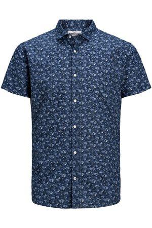 Jack & Jones Camisa manga corta 12170747 JPRBLASUMMER BLACKBURN SHIORT SS STS NAVY BLAZER para hombre