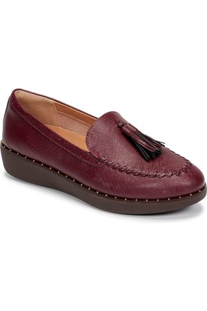 FitFlop Zapatillas PETRINA PATENT LOAFERS para mujer