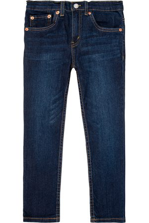 Levi's Pantalón pitillo 512 SLIM TAPER para niño