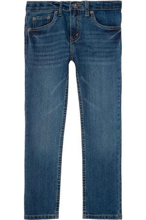 Levi's Pantalón pitillo 511 SLIM FIT JEAN para niño