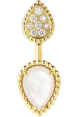 Boucheron Pendientes Serpent Bohème en oro amarillo de 18kt con diamantes
