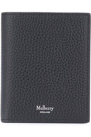MULBERRY Cartera plegable con sello del logo