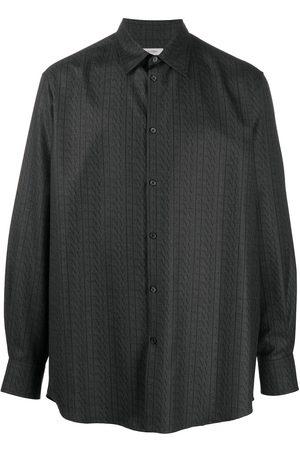 VALENTINO Camisa con estampado VLTN